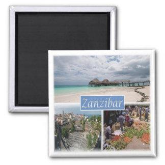TZ * Tanzania - Zanzibar Magnet