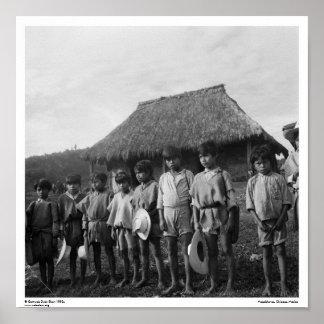 Tzotzil Maya ~ Magdalenas, Chiapas, Mexico Poster