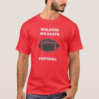 u11721864, WALDORF WILDCATS, FOOTBALL T-Shirt