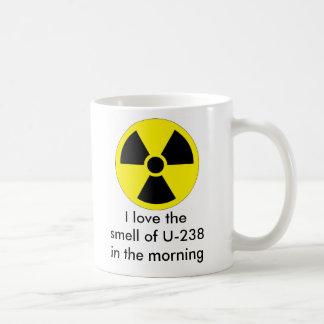 U-238 is HOT Coffee Mug