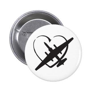 U-2 Dragon Lady Pin