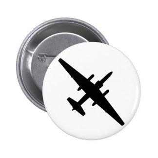 U-2 Dragon Lady Button
