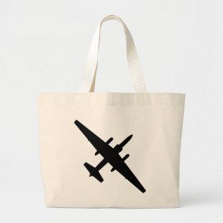 U-2 Dragon Lady Tote Bags