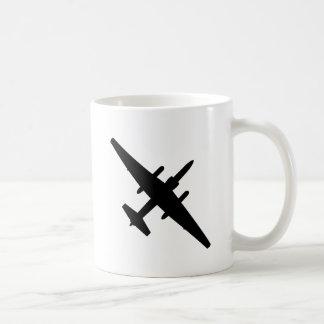 U-2 Dragon Lady Basic White Mug