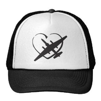U-2 Dragon Lady Mesh Hat