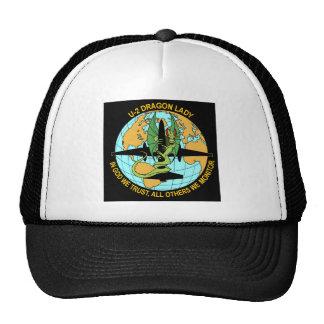 U-2 Dragon Lady Hats