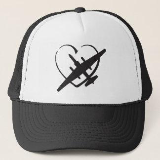 U-2 Dragon Lady Trucker Hat