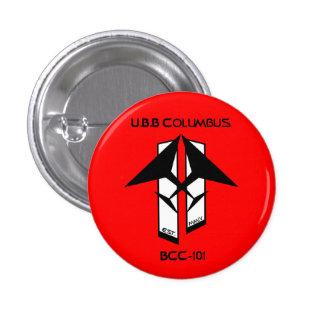 U.B.B Columbus Mini Button