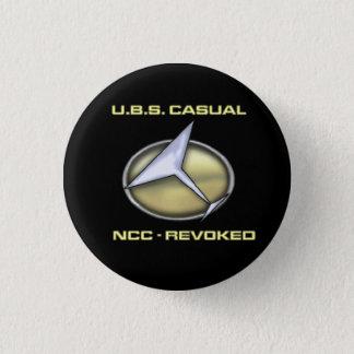 U.B.S Casual Mini Button
