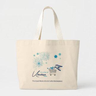 U-Boutique Tote Bag