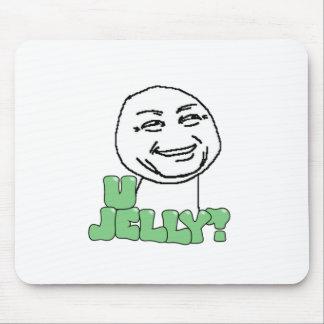 U Jelly Mouse Pads