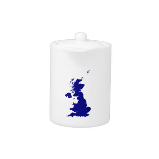 U.K. and Northern Ireland Silhouette