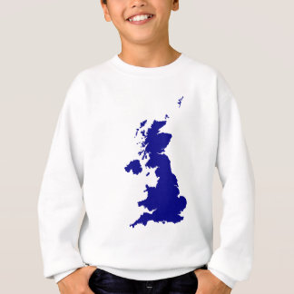 U.K. and Northern Ireland Silhouette Sweatshirt