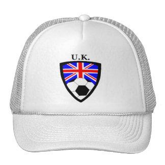 U.K. Soccer Hat