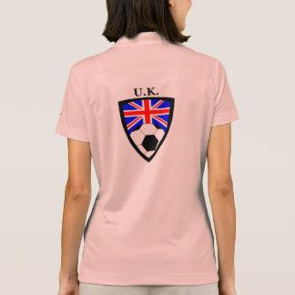 U.K. Soccer Polo Shirt