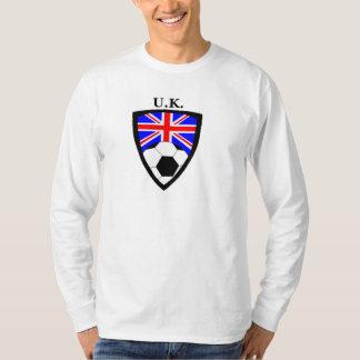 U.K. Soccer Tshirts