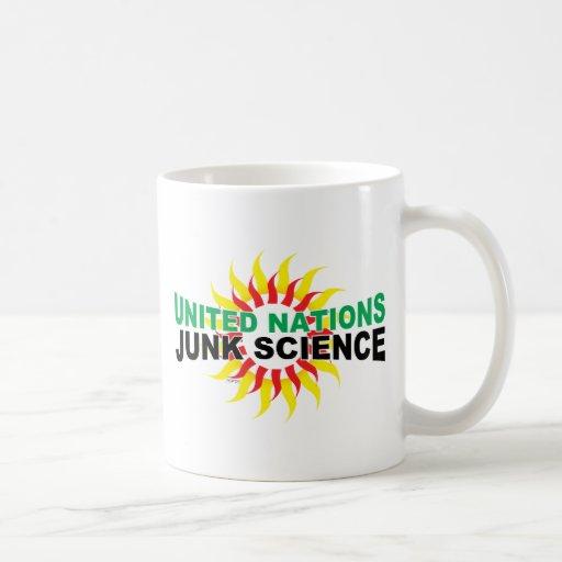 U.N. Junk Science Coffee Mug