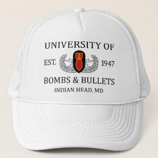 U of B&B Indian Head Trucker Hat