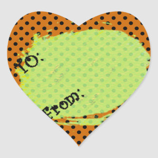 U Pick Background Color/Halloween Gift Tag Label Sticker