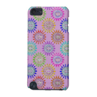 U pick Color/ Hand Blown Glass Crystal Flowers iPod Touch 5G Cover