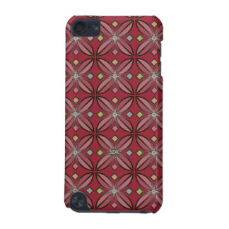 U-pick Color/ Iron Celtic Good Fortune Flower iPod Touch (5th Generation) Case