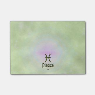 U Pick Color/ Pisces Zodiac Sign Post-it® Notes
