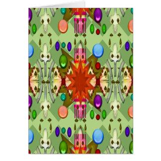 U-pick Color/Renaissance Party Cathedral Celebrate Card