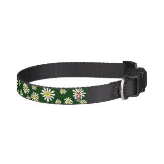 U-pick Color/ Whimsical Wildflower Daisy Sprinkles Pet Collars