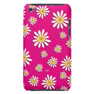 U-pick Color/ Whimsical Wildflower Daisy Sprinkles iPod Touch Case-Mate Case