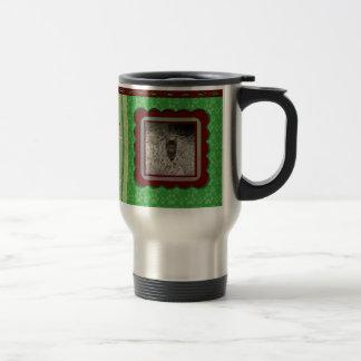 U Pick Colour/Personalised Pet Memorial Travel Mug