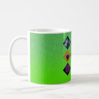 U Pick Gradient/ Halloween Trick or Treat Candy Coffee Mugs