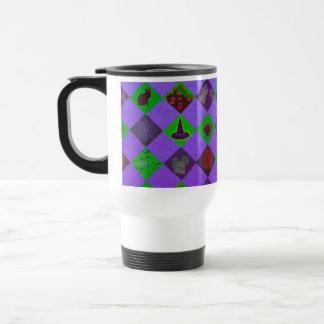 U Pick Gradient/Halloween Trick or Treat for Candy Coffee Mug