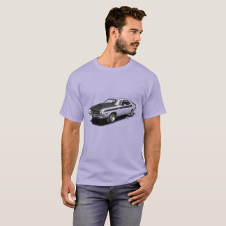 U-Pick-The-Colour Challenger classic car t-shirt