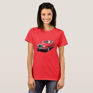 U-Pick-The-Colour Rolling Royal car ladies t-shirt