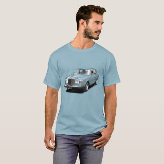 U-Pick-The-Colour Rolling Royal classic car T-Shirt