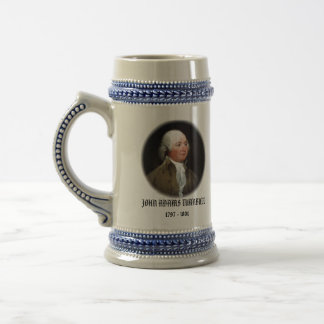 U.S.A. 2nd President (Collectable Mug) Beer Stein