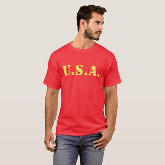 U.S.A. 45 Donald Trump T-Shirt