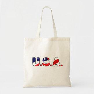 U.S.A. bag