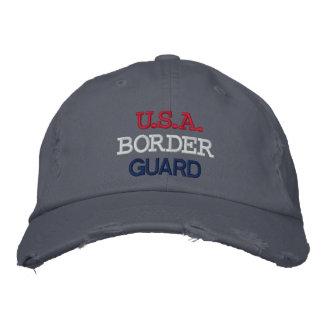 U.S.A. BORDER GUARD BASEBALL CAP