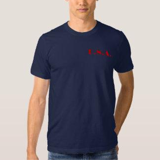 U.S.A. Flags T-shirt
