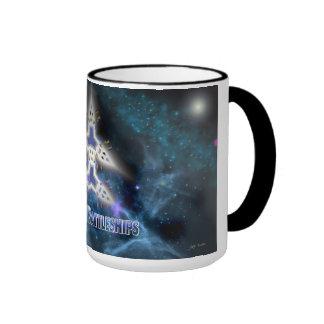 U S Air Battleships Coffee Mug