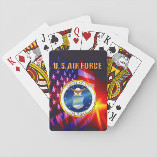 U.S. Air Force Classic Playing Cards