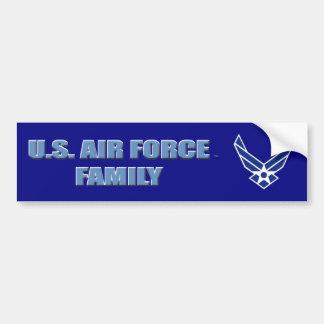 U.S. Air Force Family Bumper Sticker