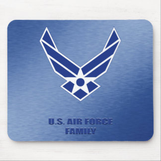 U.S. Air Force Family Mousepad