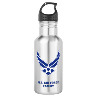 U.S. Air Force Family Water Bottle 532 Ml Water Bottle