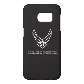 U.S. Air Force Logo - Black