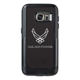 U.S. Air Force Logo - Black OtterBox Samsung Galaxy S7 Case
