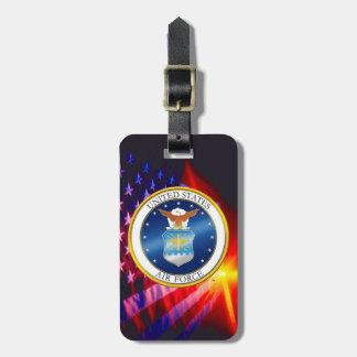 U.S. Air Force Luggage Tag