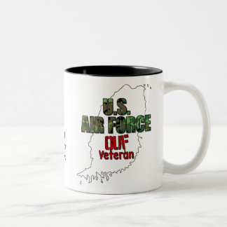 U.S. Air Force OUF Veteran mug