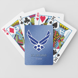 U.S. Air Force Retired Bicycle Playing Cards